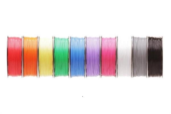 הדפסת תלת מימד חומרים