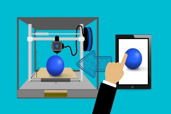 3D הדפה תלת מימדית